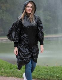 Einweg Regen-Poncho Sumatra